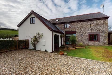 Rudry Road, Rudry, Caerphilly. 5 bedroom barn conversion for sale