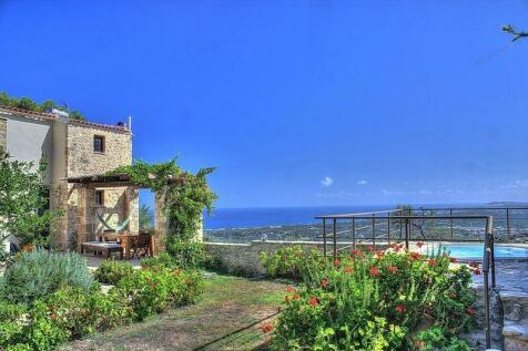 Greece. 2 bedroom villa