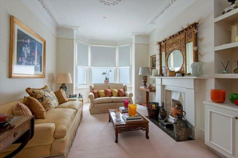 Esmond Road, Queens Park, NW6. 4 bedroom terraced house for sale