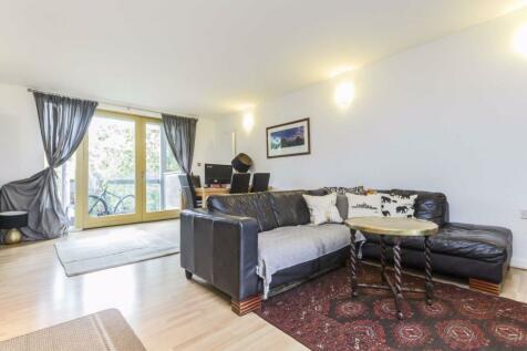 West Parkside, London. 2 bedroom flat