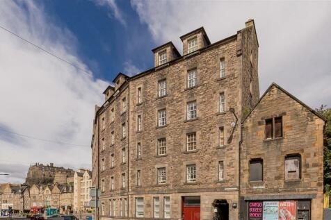 Cowgatehead, Edinburgh, EH1. 1 bedroom flat