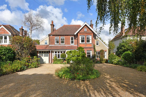 Glendene, 17 The Avenue, Chichester. 6 bedroom detached house for sale