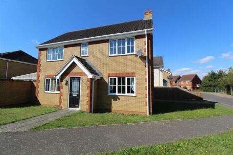Morgan Drive, Ipswich. 4 bedroom detached house