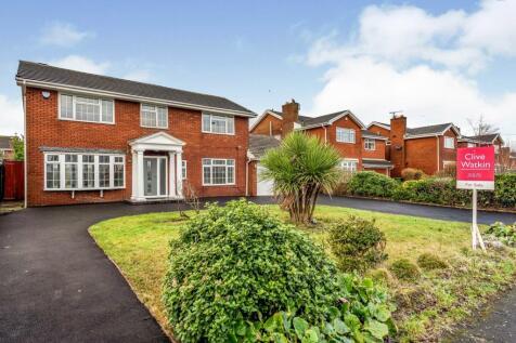 Burbo Bank Road, Liverpool, Merseyside, L23. 4 bedroom detached house for sale