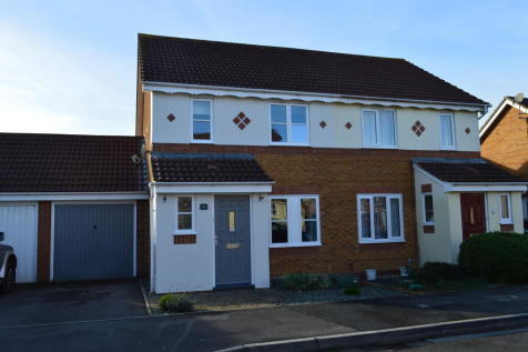 Shrewsbury Bow, Weston-super-Mare. 3 bedroom semi-detached house