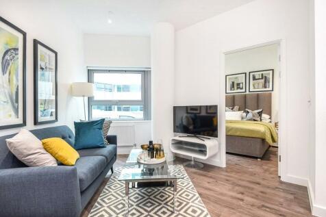 Delta Point, 35 Wellesley Road, Croydon, CR0. 1 bedroom apartment