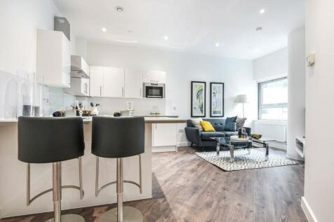 Wellesley Road, Croydon, CR0. 1 bedroom apartment