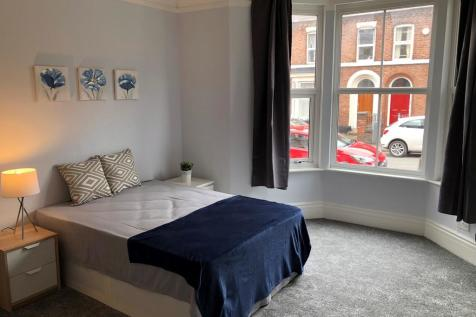 Room 1, 17 Chichester Street, Chester. 1 bedroom house share