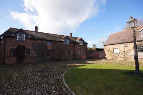 Stable Cottage, Manley Hall, Erbistock. 2 bedroom semi-detached house