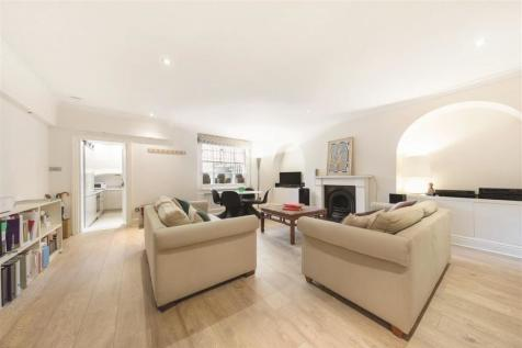 Leinster Square, W2. 2 bedroom flat