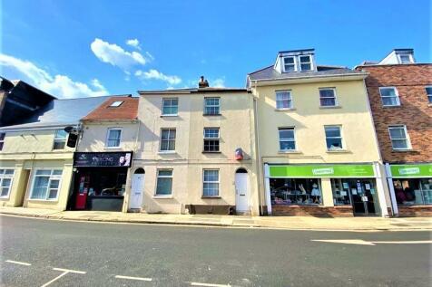 Lugley Street, Newport. 4 bedroom terraced house