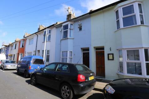 Washington Street, Brighton. 4 bedroom terraced house