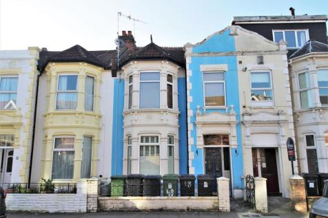 Festing Grove, Southsea. 9 bedroom house for sale