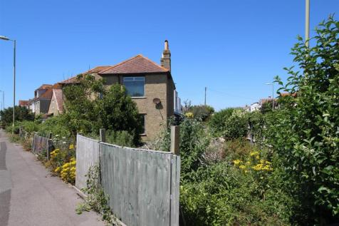 Marine Parade East, Lee-On-The-Solent. Plot for sale