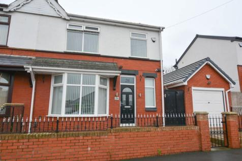 Great Acre, Whelley, Wigan, WN1 3NR. 3 bedroom semi-detached house