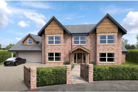 Ballam Oaks, Lytham St. Annes, Lancashire. 5 bedroom detached house