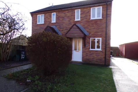 Abbey Manor, Yeovil. 2 bedroom semi-detached house