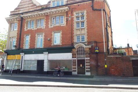 Ashley Road, Boscombe BH1. Studio flat