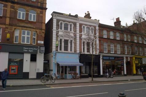 King Street, Hammersmith. 2 bedroom duplex