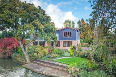 Tiddington Road, Stratford-Upon-Avon. 5 bedroom detached house for sale