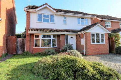 Aintree Road, Stratford-Upon-Avon. 4 bedroom detached house for sale