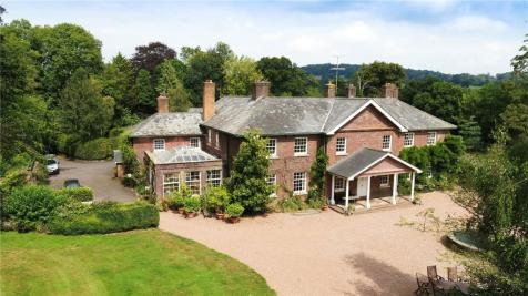 Lower Washfield, Tiverton, Devon, EX16. 6 bedroom detached house for sale