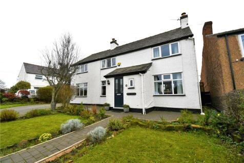 Gills Lane, Barnston, Wirral. 4 bedroom detached house for sale