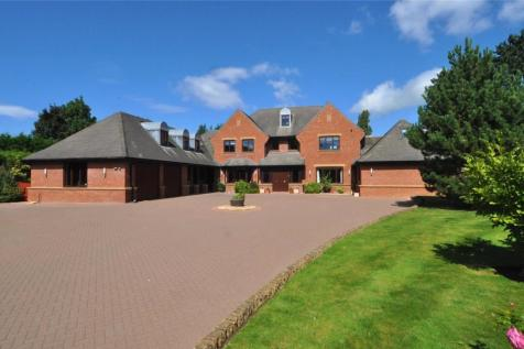 Croft Drive East, Caldy, Wirral. 5 bedroom detached house for sale