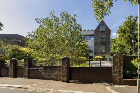West Heath Road, Hampstead. 4 bedroom flat for sale