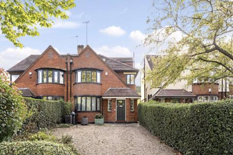 Park Road, Crouch End. 5 bedroom semi-detached house for sale
