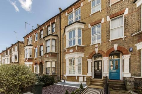 St. Georges Avenue, Tufnell Park. 5 bedroom terraced house for sale