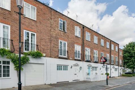 Holland Villas Road, London, W14. 3 bedroom house