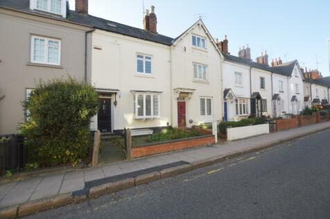 York Road, Northampton, Northamptonshire, NN1. 3 bedroom terraced house for sale