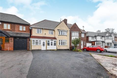 Broadway, Walsall, WS1. 6 bedroom semi-detached house