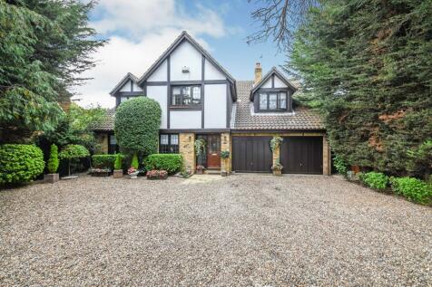 Noak Hill Road, Billericay, Essex, ., CM12. 5 bedroom detached house for sale