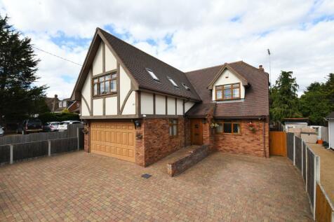 Noak Hill Road, Billericay, Essex, ., CM12. 4 bedroom detached house