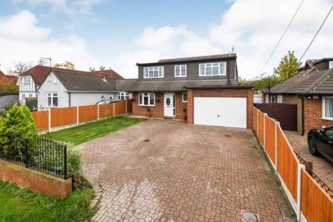 Mill Road, Great Burstead, Billericay, Essex, CM11. 5 bedroom detached house for sale