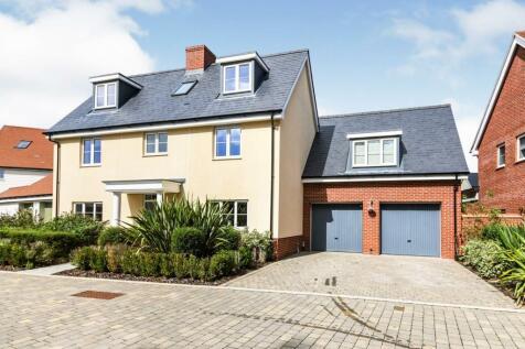 Robert Finch Crescent, Beaulieu Park, Chelmsford, Essex, CM1. 5 bedroom detached house