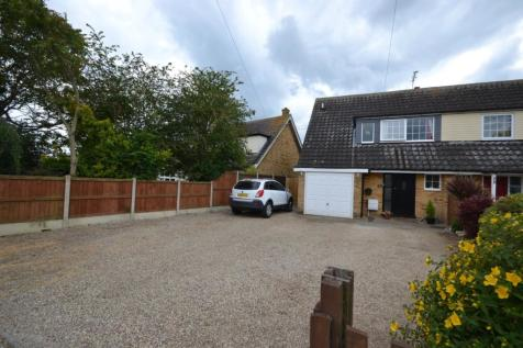 The Drive, Mayland, Chelmsford, Essex, CM3. 3 bedroom semi-detached house