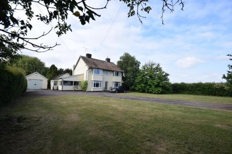 Maldon Road, Steeple, Southminster, Essex, CM0. 4 bedroom detached house