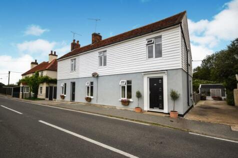 Southminster Road, Tillingham, Southminster, Essex, CM0. 4 bedroom detached house