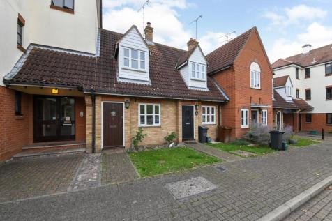 Dawberry Place, South Woodham Ferrers, Chelmsford, Essex, CM3. 1 bedroom end of terrace house