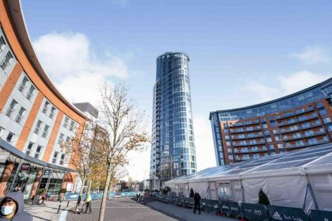 Gunwharf Quays, Portsmouth, Hampshire, PO1. 2 bedroom flat for sale