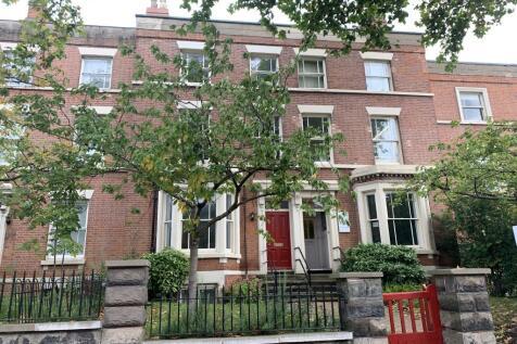 Mansfield Road, Nottingham, Nottinghamshire, NG1. 5 bedroom terraced house