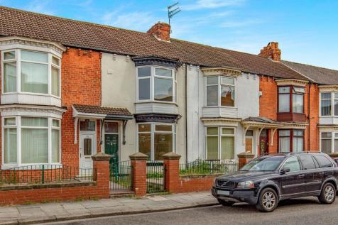 Ayresome Street, Middlesbrough, TS1. 3 bedroom terraced house