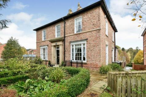Grange Road, Darlington, Co Durham, DL1. 6 bedroom semi-detached house for sale