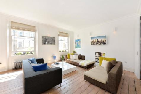 Collingham Place, Earl's Court, London, SW5. 5 bedroom flat for sale