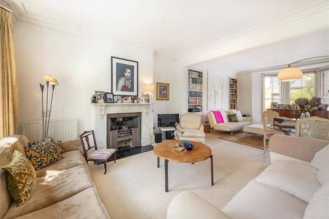 Holland Park Avenue, Notting Hill, Holland Park, London, W11. 6 bedroom terraced house for sale