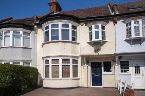 Bingham Road, Croydon, CR0. 3 bedroom terraced house