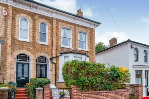 Inglis Road, Croydon, CR0. 4 bedroom semi-detached house for sale